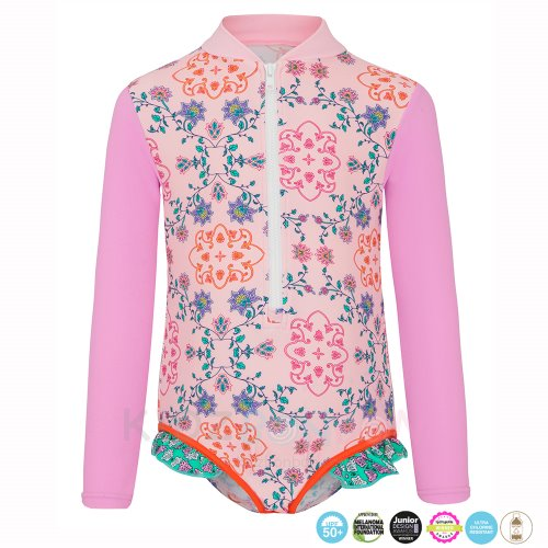 [플라티퍼스] Platypus Secret Garden Long Sleeved Surf Suit
