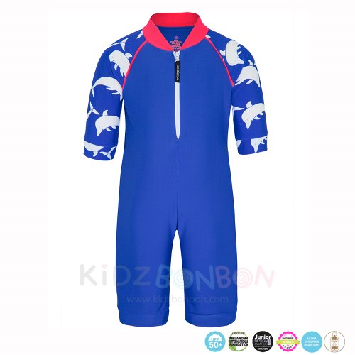 [플라티퍼스] Platypus Dolphin Watch Kids All-in-One Sunsuit