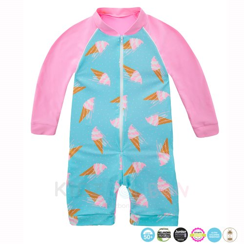 [플라티퍼스] Platypus Gelato Baby All-in-One Sunsuit